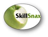 Worklife Company SkillSnax brand identity